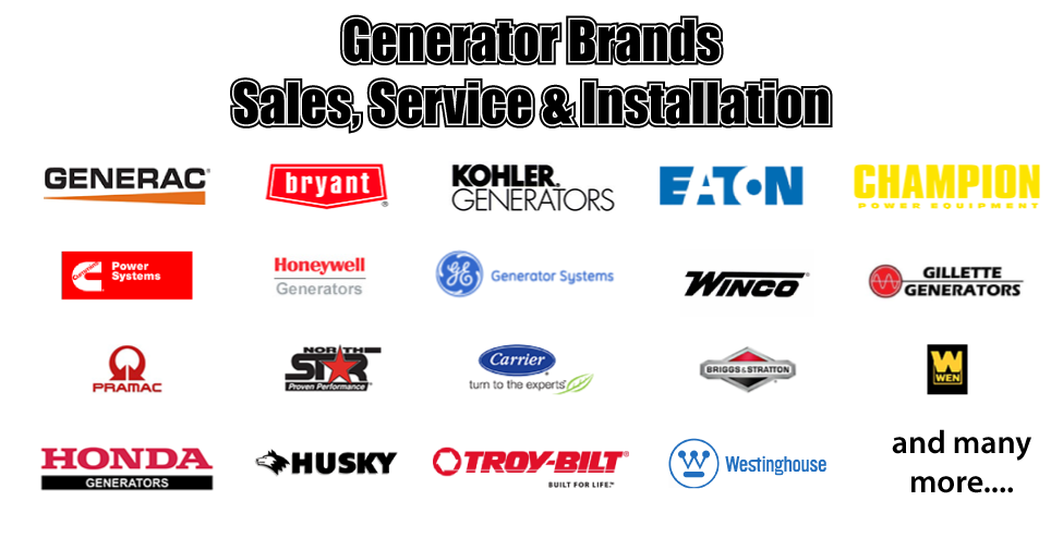 Briggs Stratton Com >> GENERATORS | Affordable Electrical Repair